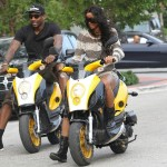 Amar&#039;e Stoudemire and Ciara