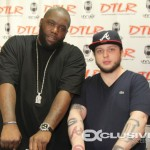 Killer Mike and Fan