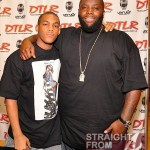 Killer Mike and Son