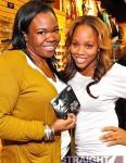 ATLien (Michelle) and Shana (Mrs. Bigga)