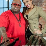 "Monica Joins Cee-Lo on NBC's ""The Voice""… [PHOTOS]"