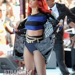 Rihanna Kicks Off TODAY Show's Summer Concert Series… [PHOTOS + VIDEO]