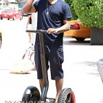 Picture Me Rollin' ~ Usher & His New Wheels Spotted in Miami… [PHOTOS]