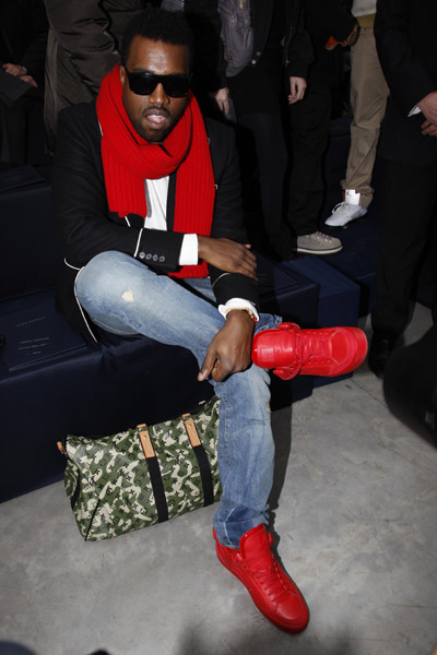 Kanye west louis vuitton dons 3