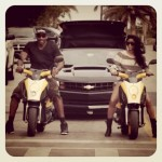 "Boo'd Up ~ Ciara & Amar'e ""Ride"" Around Miami… [PHOTOS]"