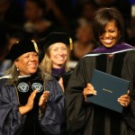 Michelle Obama Spelman Commencement