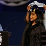 Phylicia Rashad Spelman Commencement