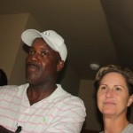 Maurice Threatt and Sharon Traylor LaShawna Threatts parents