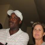 Maurice Threatt and Sharon Traylor LaShawna Threatts parents