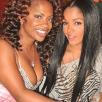 Kandi Burruss and Rasheeda