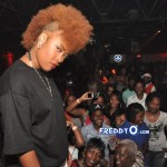 Spotted ~ DaBrat Gets Her Swag Back at Traxx… [PHOTOS]