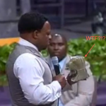 "STUNTS: Bishop Eddie Long Gets Wad of Cash From ""MYSTERY"" Donor… [VIDEO]"