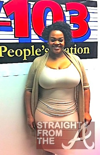 Jill Scott Weight Loss Before After