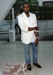 Kanye-West-2011-CFDA-Fashion-shawl-collar-cream-tuxedo-jacket-Balmain-jeans-Stubbs-Wootton-slippers-1