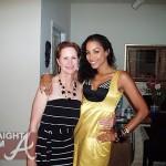 Sharon Traylor and LaShawna Threatt
