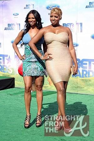NeNe Leakes BET Awards 2011 5
