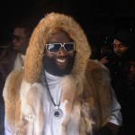 Rick Ross in Cazal