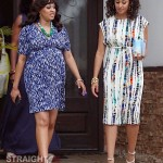 A 'Sister Sister' Moment: Tia Mowry's Intimate Baby Shower Photos…