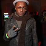 Will.i.am in Cazals