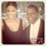 Ciara and Kasim Reed