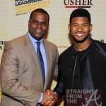 Kasim Reed &amp; Usher Raymond