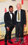 Usher &amp; Ted Turner