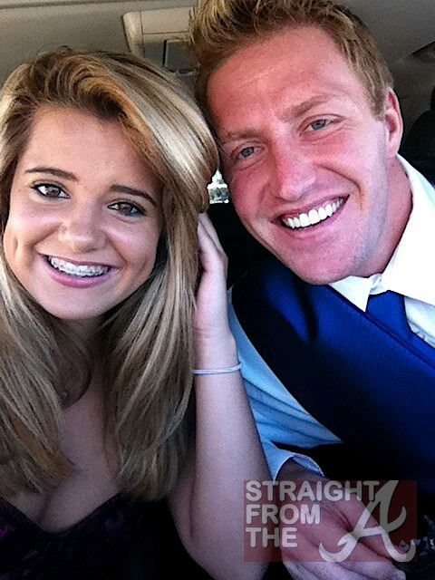 Brielle Zolciak & Kroy Biermann