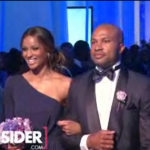Ciara and Derek Fisher