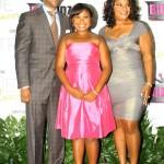 Mo'Nique & Family