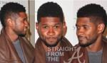 Usher Raymond Mugshot