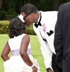 Memphitz &amp; His Daughter Share A Kiss