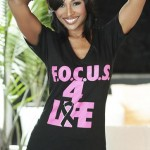 RHOA's Cynthia Bailey Joins Keri Hilson & More to Support Polow Da Don's F.O.C.U.S. 4 Life Campaign [PHOTOS]