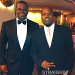 Atlanta Mayor Kasim Reed and Big Boi