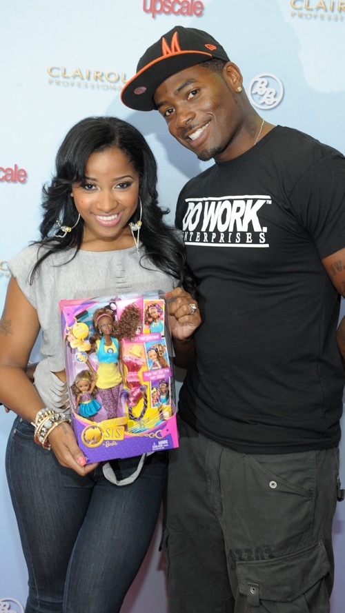 Toya and MempHitz Bronner Brothers 2011