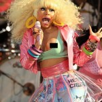 Nicki Minaj's Nip Slip (Wardrobe Malfunction) On Good Morning America… [PHOTOS + VIDEO]