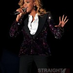 "Beyonce Rubs Baby Bump During ""Love on Top"" Performance… [VIDEO + PHOTOS]"