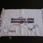 Destiny Child Tour Towel