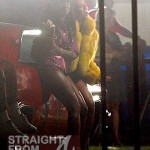 "Beyonce Recruits Kelly Rowland for ""PARTY"" Video But Where's Andre 3000? [PHOTOS]"
