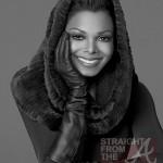 "Janet Jackson Disses PETA as ""Legendary"" Face of Fur… [PHOTOS]"