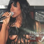 "Another Day Another Nip Slip: Kelly Rowland's NJ ""Wardrobe Malfunction"" [PHOTOS] NSFW"