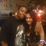 Kenan Thompson Christina Evangeline