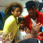 Keyshia Cole Daniel Gibson and fan