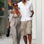 Boo'd Up ~ Nia Long & Her Baby Daddy (to be) Ime Udoka… [PHOTOS]