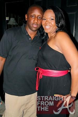 Chaka Zula and ATLien Michelle Brown