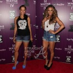 Shaunie Oneal and Ciara
