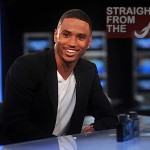 What Was Trey Songz Doing on the Fox Business Network? [PHOTOS]