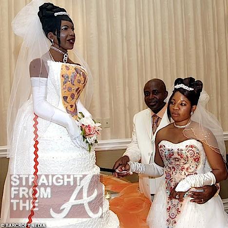 Wedding Cake Dress Ghetto Wedding Cakes