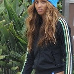 "Spotted: Ciara, Dressed Down With A ""Face Full of Nothing""… [PHOTOS]"