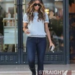 NOT Boo'd Up: Ciara Lives the Single Life in Beverly Hills… [PHOTOS]