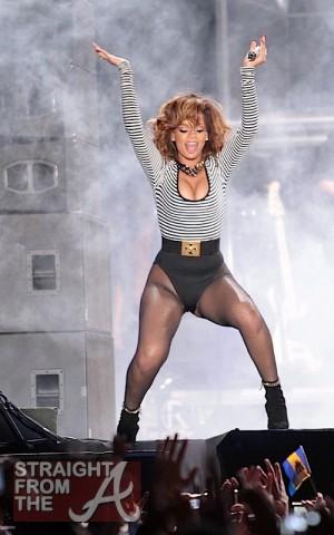 Rihanna San Paulo September 18, 2011